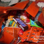 Counting Down to Thanksgiving with Halloween Candy