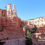 Hoodoos of Bryce Canyon National Park