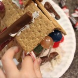 Tips for Gingerbread House Construction