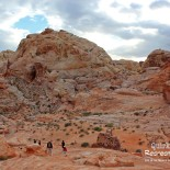 Different Side of Las Vegas: Valley of Fire State Park